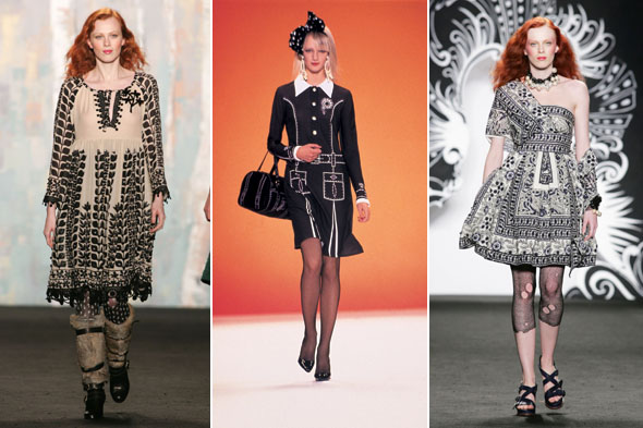 Anna Sui Dresses undefined