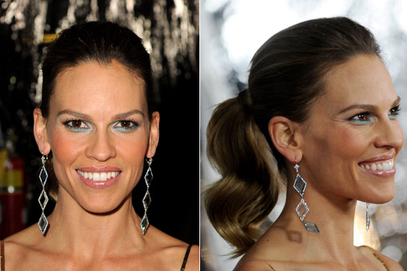 Hilary Swank, actress