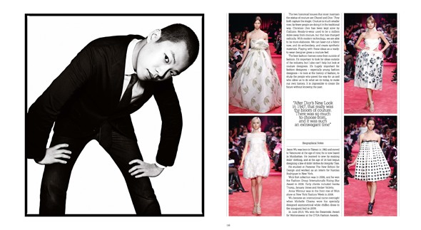 Jason Wu in Harrods book