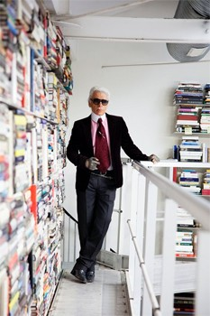 Karl Lagerfeld The Selby