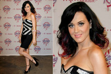 Katy Perry hits the T-Mobile red carpet