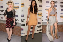 Red Carpet Fashion: Kelly Osbourne takes on Megan Fox and Blake Lively