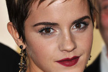 Emma Watson vamps it up