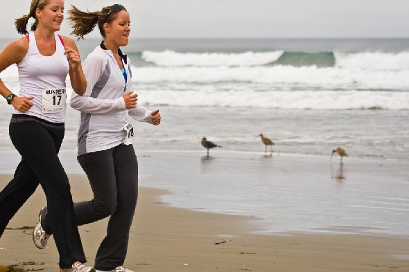 Fun exercise can boost mood
