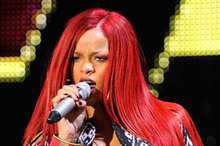 Hot or Not: Rihanna's extra-long hair extensions
