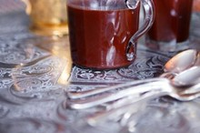 Laura Santtini's chocolate mulled wine