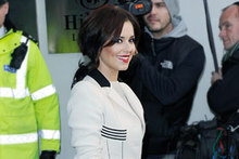Hot or Not: Cheryl's lace tights