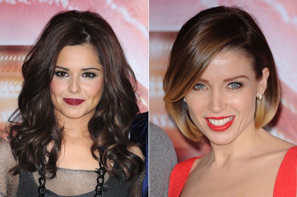 Cheryl Cole Dannii Minogue