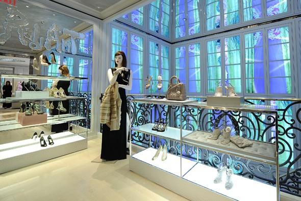 Dior store New York