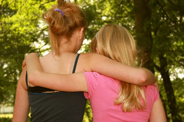 Healthy friends make you healthier too