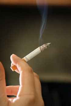 Cigarette smoke contains around 7,000 chemicals