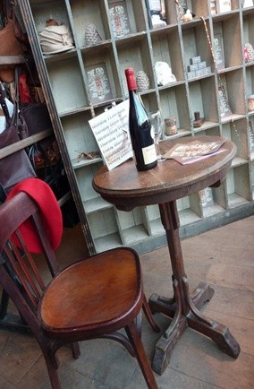 french furniture; little paris; boutiques; london shops