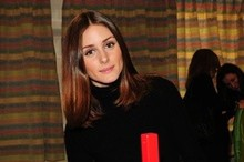 Olivia Palermo assembles IKEA furniture for charity