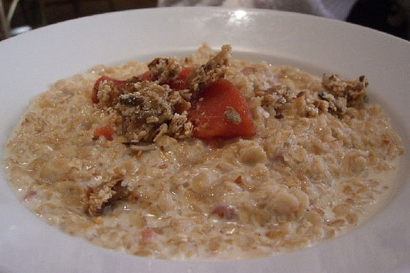 porridge for breakfast is good for your heart