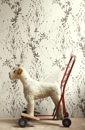 clarissa hulse; burnet wallpaper; boutique of the week; textiles designers