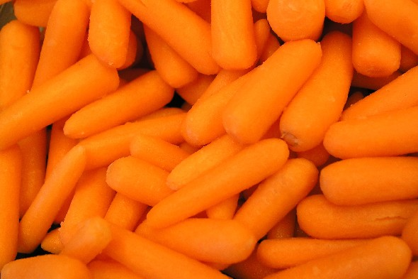 Carrots make you more attractive