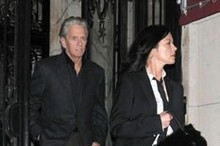 Couple style: Catherine Zeta-Jones and Michael Douglas