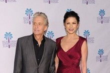 Goddess style: Catherine Zeta-Jones at the Palm Springs Film Festival