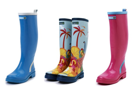 Havianas wellies