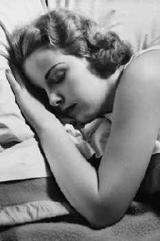 woman-asleep