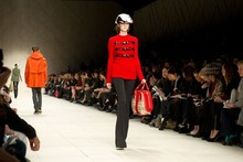 Catwalk Review: Burberry Prorsum a/w 2011/12