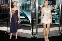 Diane Kruger v January Jones: Who looked better at the Unknown premiere?