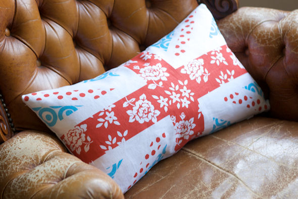 cushions; homeware; the gifted penguin; soft furnishings; catherine colebrook