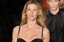 Gisele angers cancer experts after making sun lotion 'poison' remark
