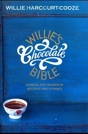 willie's chocolate bible; chocolate recipe books; cacao; tv chefs; willie harcourt cooze