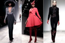 Catwalk Review: Issa a/w 2011/12