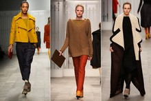 Catwalk Review: Jaeger London a/w 2011/12
