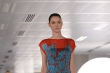 Catwalk Review: Jonathan Saunders a/w 2011/12