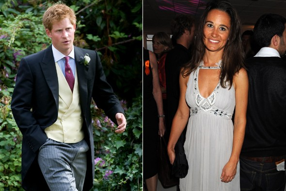 pippa middleton 2011. Prince Harry, Pippa Middleton