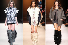 Catwalk Review: Isabel Marant a/w 2011/12