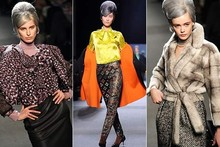 Catwalk Review: Jean Paul Gaultier a/w 2011/12