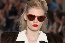 Beauty moment of the day: Miu Miu