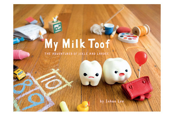 My Milk Toof book cover