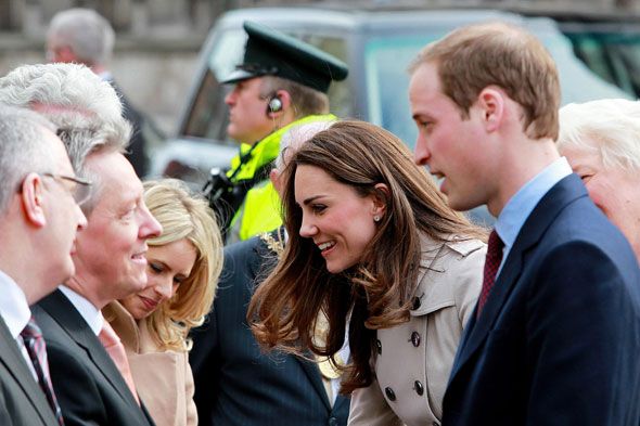 ... Kate Middleton announce their alternative to a gift listMyDaily UK