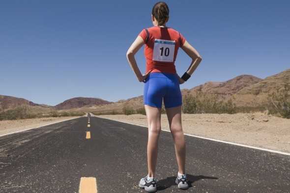 woman-running-road-race-active-lifestyle