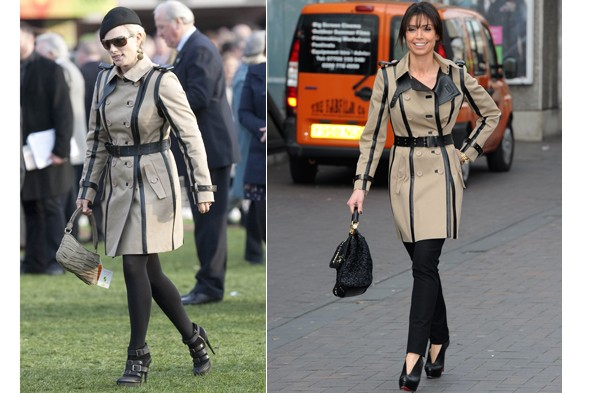 Zara Phillips, Christine Bleakley