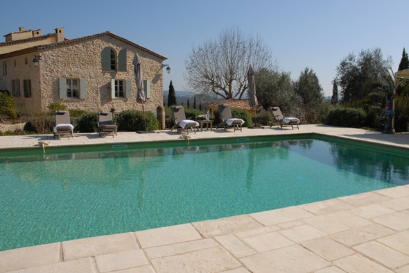 Bastide Saint Matheiu pool