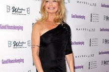 Mutton dressed as lamb: should Goldie Hawn start dressing her age?