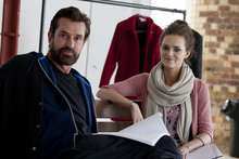 Kara Tointon & Rupert Everett get set for West End with first Pygmalion rehearsals