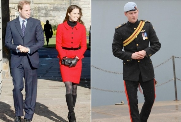 is kate middleton too thin. Kate Middleton and Prince