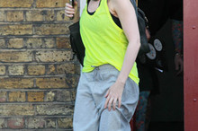 Kylie Minogue gives us a lesson in stylish workout wear