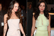 Megan Fox begins removal of Marilyn Monroe tattoo?