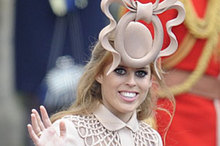 Princess Beatrice to auction royal wedding hat-astrophe for charity