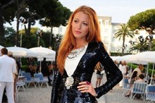 Hot or not: Blake Lively's super short skirt