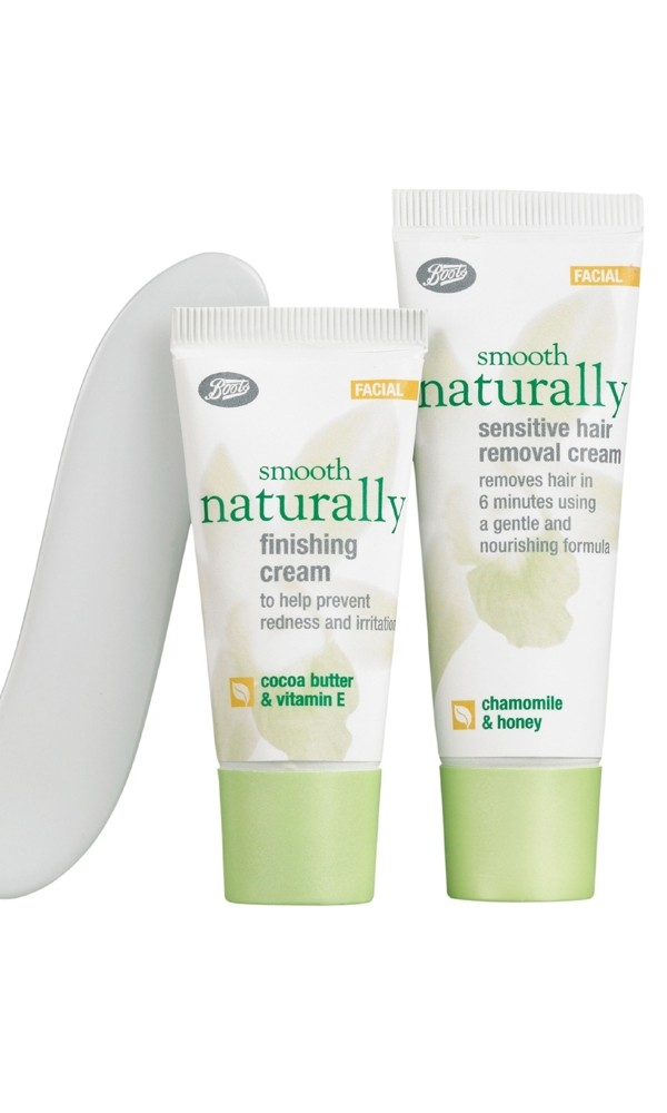 Boots Smooth Naturally Sensitive Hair Removal Kit