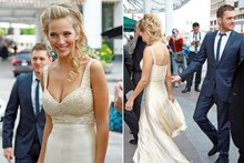 Michael Bublé and Luisana Lopilato have third wedding ceremony in Canada